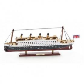 Maqueta naval transatlántico Titanic