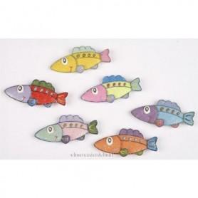 Imán náutico pez