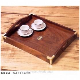Bandeja náutica de madera