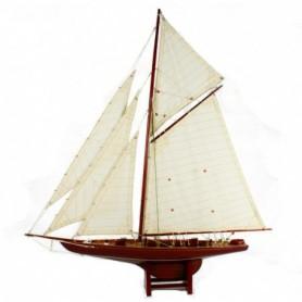 Maqueta de barco velero Columbia
