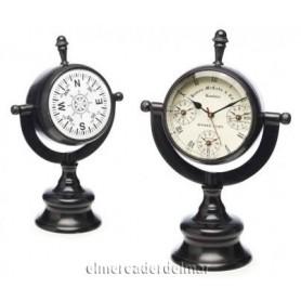 Reloj náutico rotativo