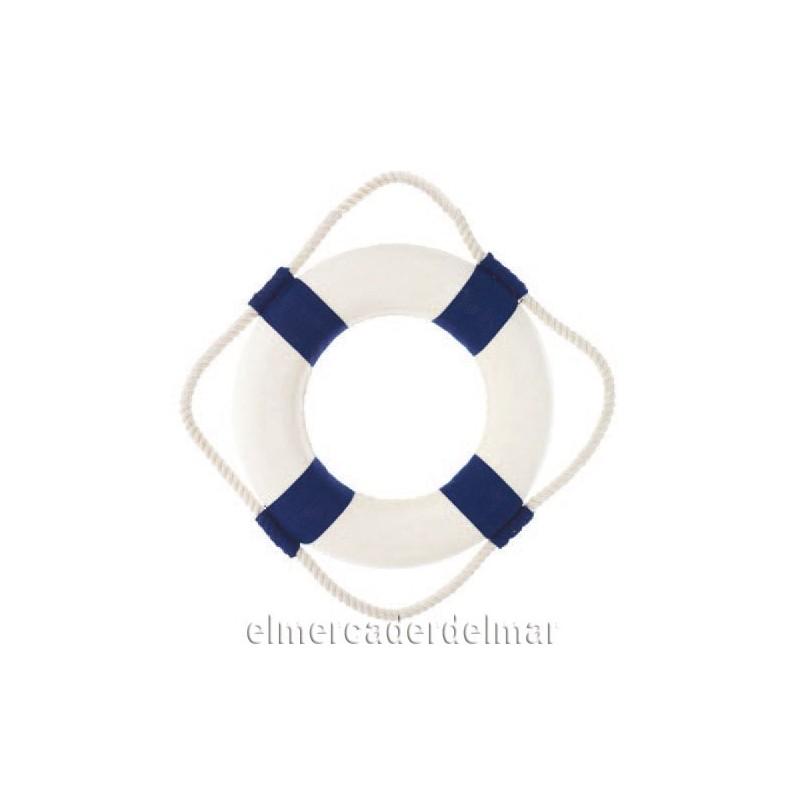 Aro salvavidas marinero decorativo