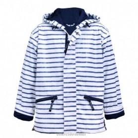 Chubasquero chaqueta náutico estampados para niños