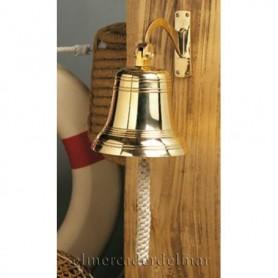 Campana marinera elaborada en bronce