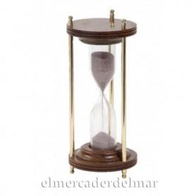 Reloj de arena estilo náutico
