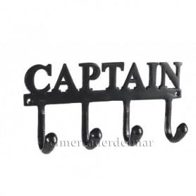 Colgador marinero CAPTAIN