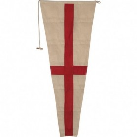 Bandera marítima código internacional
