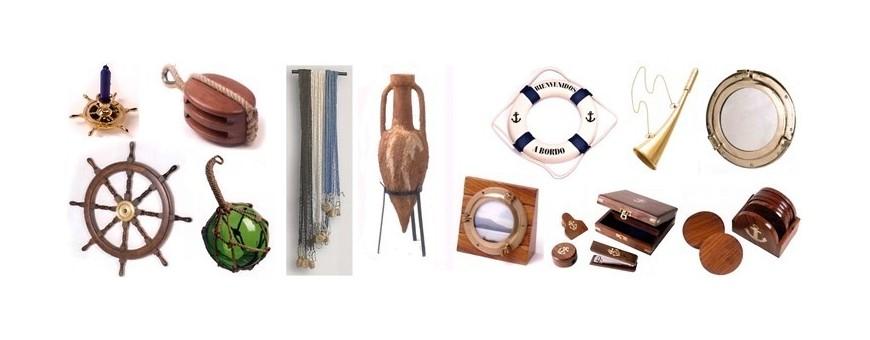 Objetos de barco para la decoracion n utica y marinera for Objetos de decoracion online