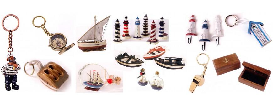 souvenir y llaveros náuticos - El Mercader Del Mar