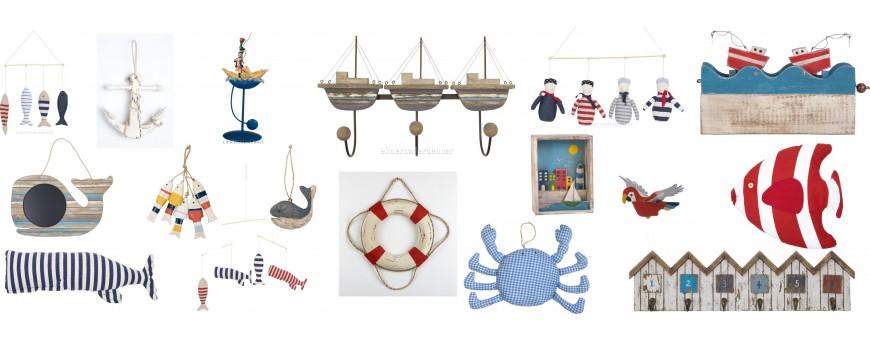 Decoraci n marinera para ni os 2 el mercader del mar - Habitaciones infantiles marineras ...