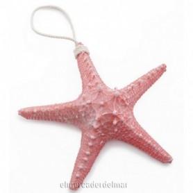 Colgante náutico estrella de mar