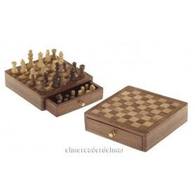 Juego de ajedrez náutico