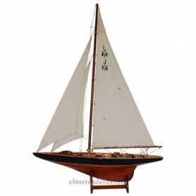 Maqueta de barco velero Endeavour