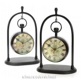 Reloj náutico basculante