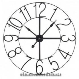 Reloj de forja números árabes