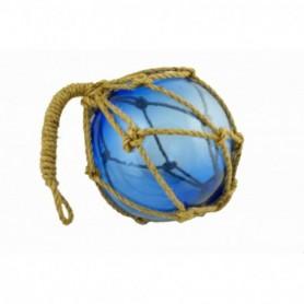 Boya de pesca en cristal artesanal