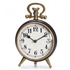 Reloj marinero maquinaria de cuarzo