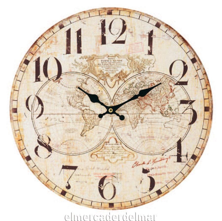 Relojes de pared originales best reloj de pared elegance no decorativo en aluminio espaldar - Relojes de decoracion ...
