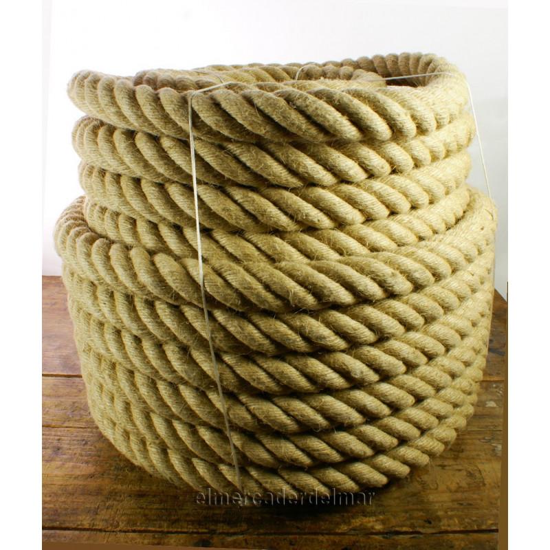 cabo o cuerda de camo gruesa - Cuerda De Caamo