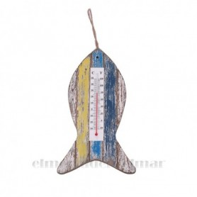 Pez termómetro marinero