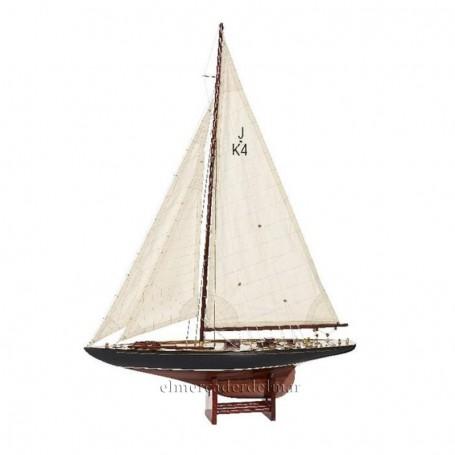 Maqueta de velero Endeavour