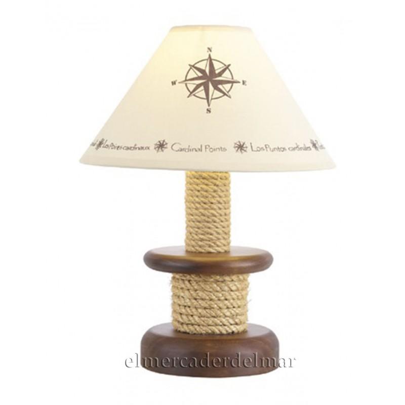 Lámpara marinera Cabrestante