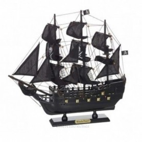 Maqueta del barco pirata Black Pearl