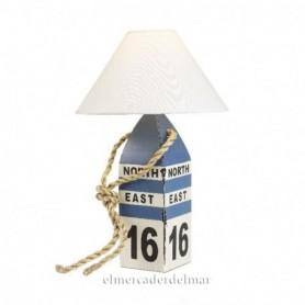 Lámpara baliza náutica sobremesa