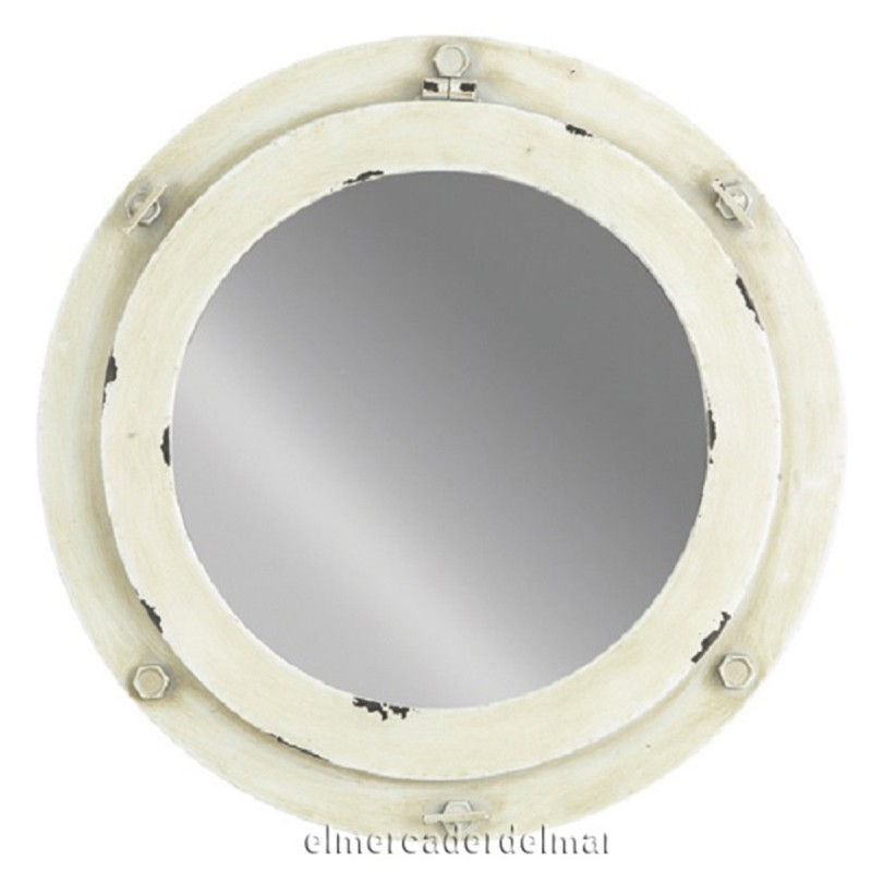 Portillo náutico con espejo