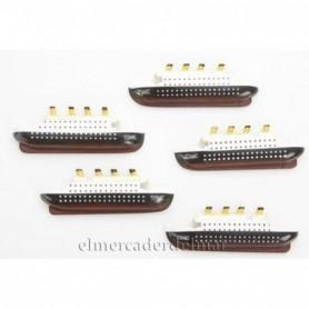 Imán náutico del mítico transatlántico Titanic