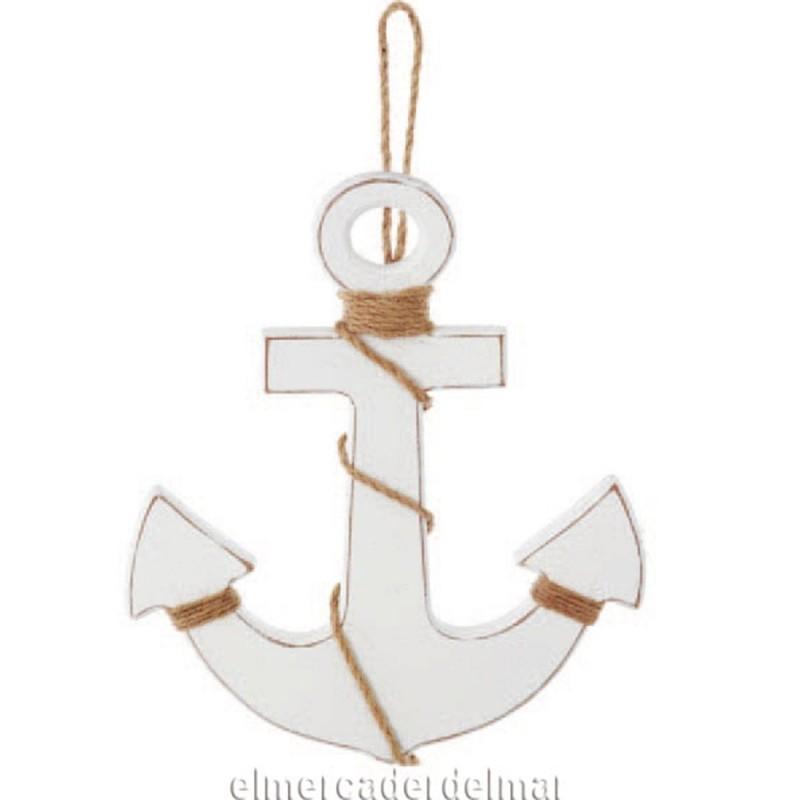 Ancla náutica para decorar