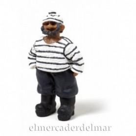 Figura marinera de grumete