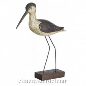 Figura de ave marina