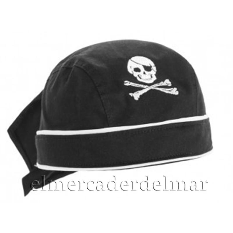 Pañuelo gorro pirata