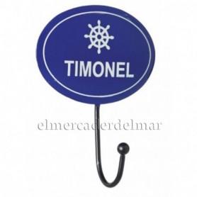 Colgador náutico Timonel