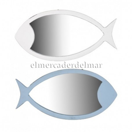 Espejo marinero pez