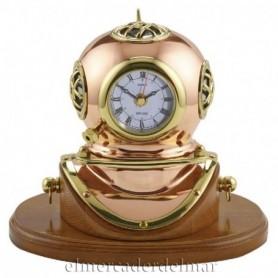Reloj escafandra náutica