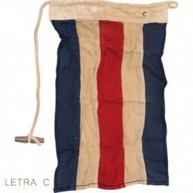 Banderas náuticas individuales código internacional