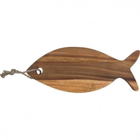 Tabla de cocina pez