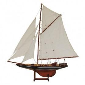 Maqueta naval velero Columbia
