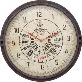 Reloj náutico telégrafo