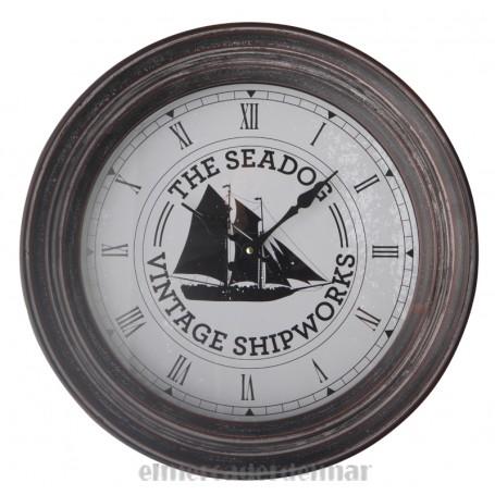 Reloj marinero vintage