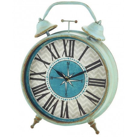 Reloj marinero imitando despertador