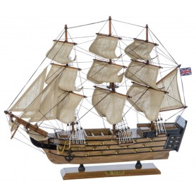 Maqueta del barco H.M.S. Victory
