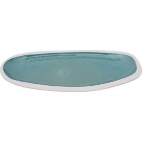 Bandeja marinera ballena de cerámica en el mercaderdelmar.com para una decoración náutica y marinera