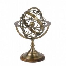 Esfera celeste astrolabio en latón