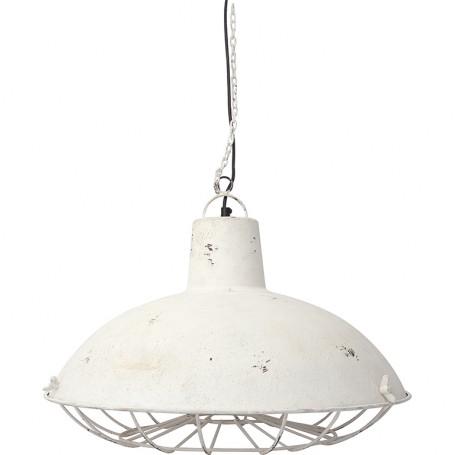 Lámpara de techo náutica de metal