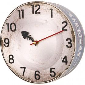 Lata sardina reloj marinero