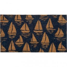 Alfombrilla náutica barcos de vela
