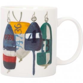 Mug boyas para decoración náutica